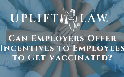 Can Employers Offer Incentives to Employees to Get Vaccinated?